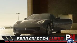 Honda S-Dream, Ferrari GTC4 Lusso, Nissan EnGuard Concept, Ford GTs Get Ticketed, And The Maybach S600 Pullman Guard!