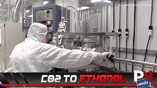 C02 Into Ethanol, Ride of The Week, Delorean, New Corvettes Spotted, Dogs Eat Car, Top 5 Fast Fails