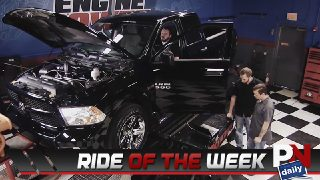 Ride Of The Week, Restomod Mustang, Koenigsegg's New Wheels, Aston Martin-Red Bull Hypercar, and Angry Women Drivers!