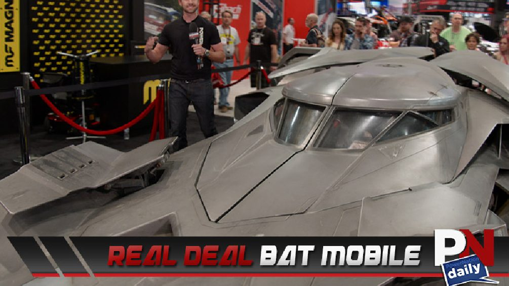 Real Deal BatMobile, Jeff Gordon And Cadillac, ZL1 Top Speed, Gas Engine May Be Saved, And Nikola One Debut!