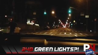 Lucky Green Light Streak, Speed Limit Regulations, What's Trending, and 2016's Most Googled Cars
