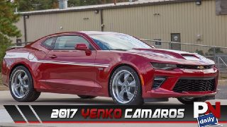 Volkswagen #1 Automaker, 2017 Yenko Camaro, Tesla Breaks Their Own Record, What's Trending, and Defrost Technology