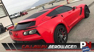 Callaway's AeroWagen, How-To Tips, Possible New Bullitt, What's Trending, And A 1,200 HP Mustang!