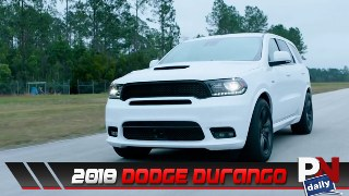The 2018 Dodge Durango SRT, Uber & NASA, Ford Driving Skills For Life, Crawling For Reid, Top Blogs & Top 5 Fast Fails