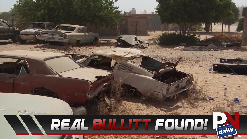 Real Bullitt's Been Found, Safer Semi Bumpers, Tesla Battery Life, NASCAR Noise, And Fast Fails!