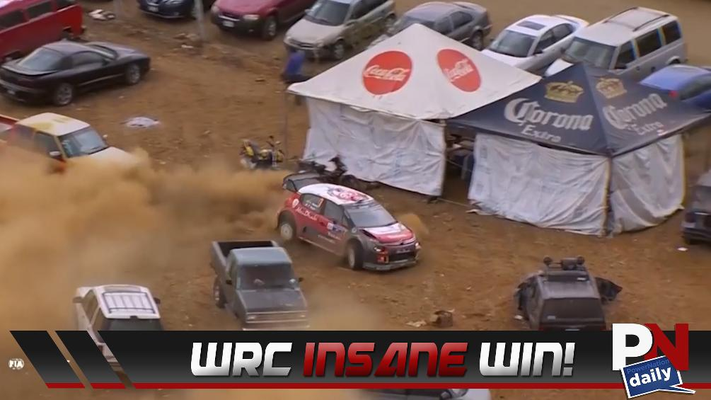 VW-FCA Merger, Demon Numbers, Driverless Lap Record, Autonomous Fear, WRC Insane Win, And Fast Fails!