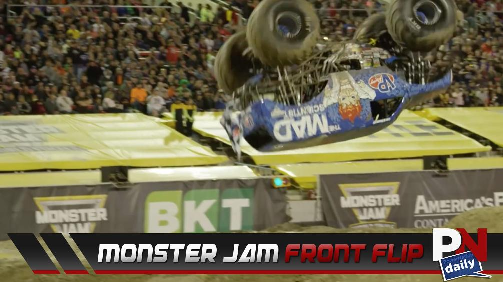 Mazda At SXSW, Monster Jam Front Flip, EPA Regulation Changes, Ripsaw Tank, And GM Downsizing!