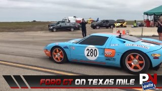 2 Millionth Duramax Engine, Ford's Big Investment, Ford GT Record, Flying Dune Buggy, GT-R Track Edition, And Fast Fails