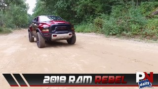 2018 Ram Rebel, Ford's EV Patent, Demon's AC Power, Life-Size Tonka Truck, And Ford's Latest Recalls
