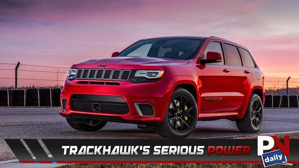 BF Goodrich Giveaway, Ford Simulator, New Grand Cherokee