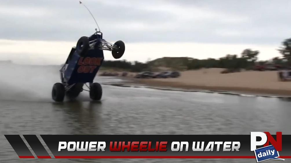 Jeep/Ram Spin Off, Banned Demon, VW Selling Ducati, Water Wheelie, And 7th Gear Hellcat Burnout!