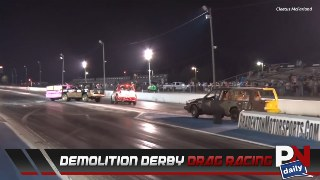 Demolition Derby Drag Racing, Wasp Sting At 200MPH, Your Voice As Navigation, Failed Crash Test, Abandoned Supra, Fast F