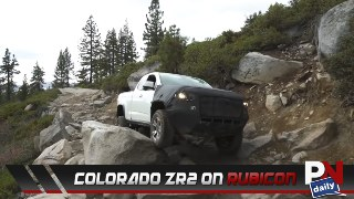 Colorado ZR2 On The Rubicon, Top 10 Fastest Cars, EP9 Record, Hellcat And Raptor In The Mountains, And Electric Harley-D