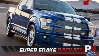 FCA In Trouble With EPA, Bourdais Crash, Shelby American Super Snake, New Ford CEO, And Fiery Miata Burnout