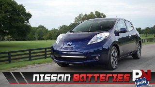 Nissan Battery Business, Tandem Go Karts, Self-Driving Taxi, Limited Edition Focus RS, And Top Fast Fails