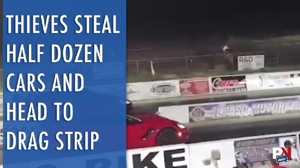 Stolen Car Drag Race, Hybrid Power, Baja Racing, Toyota Stake, And Wheelchair Towing