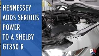 GT3 Rebuild, Ferrari UTV, Guy Dressed As Car Seat, Hennessey Shelby GT350 R, And Porsche Flip