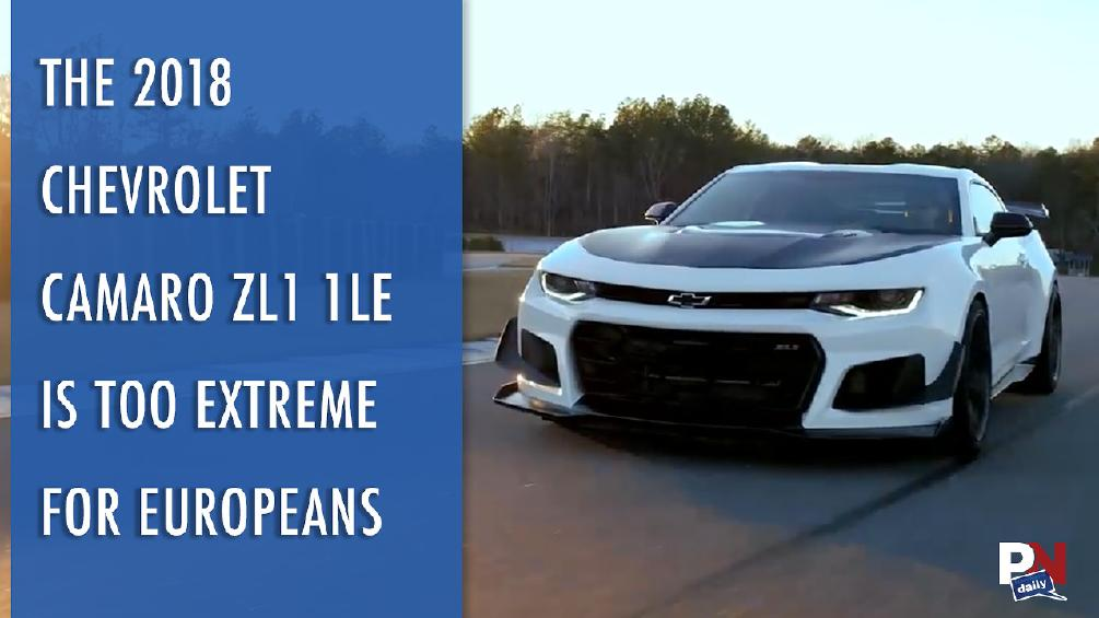 One Insane Brake Test, Women Motorcyclists On The Rise, 2018 Camaro ZL1 Too Extreme For Europe, Harley Davidson Wheelie