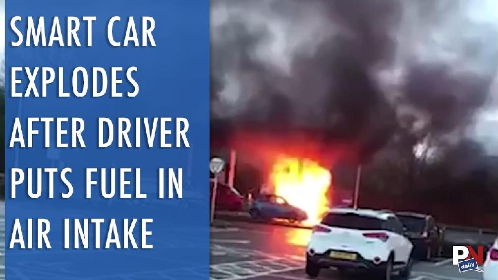 Smart Car Explosion, C7 Standing Mile, Daredevil Thieves, Wheelie Save, And Towing Records