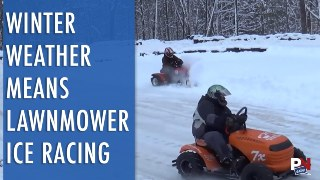 Car-To-Car Fueling, Sandcar Battle, Russian Dash Cam Movie, Lawnmower Ice Racing, And F-150 Diesel