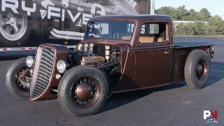 Awesome Hot Rod Truck, 278 MPH Lexus, Corvette Loses Exhuast, GMC Carbon Fiber Bed, And Dealership Repo