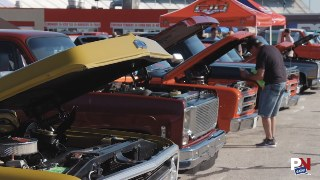 LMC Trucks C10 Nationals, Engine Removal, Huracan Record, Pickup In Walmart, And NASCAR Finish