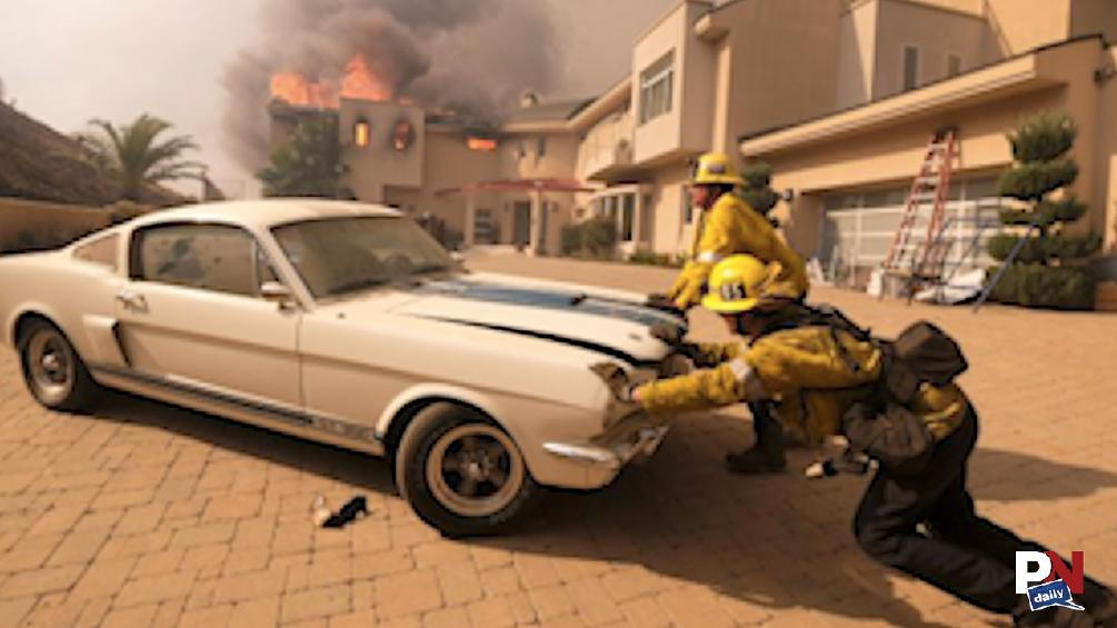 2,000 HP Lamborghini, Shelby GT350 Saved From Wildfires, Unexpected Apology Note, Chevy Airbag Fix, And Documented Joyri