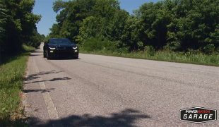 Road Test Of The Chevy Camaro SS