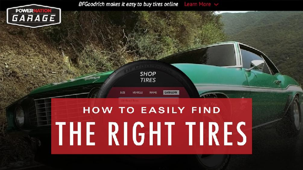 How To Easily Find The Best Tires For Your Project