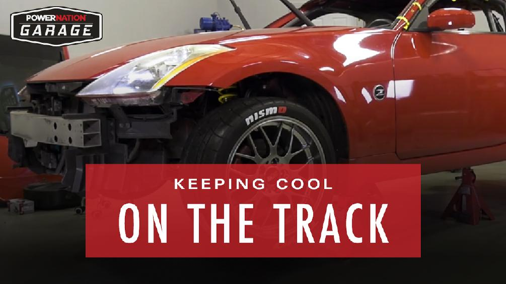 Keeping Cool On-Track - Upgrading the Radiator, Braking, Wheels & Tires