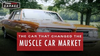The Car That Changed The Muscle Car Market