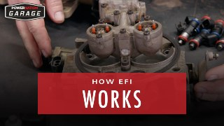 How Electronic Fuel Injection Works
