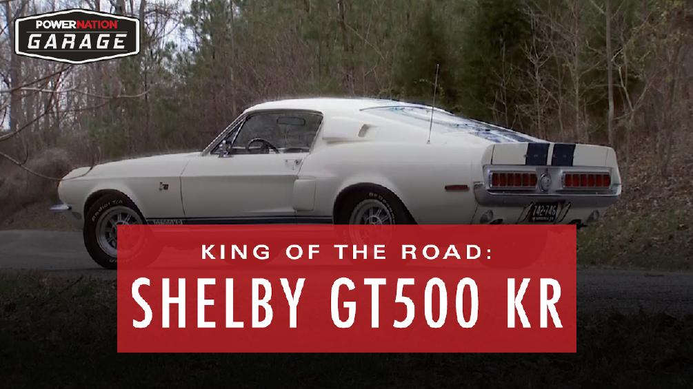 The King Of The Road: Shelby GT500