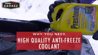 Why You Need High Quality Anti-Freeze Coolant
