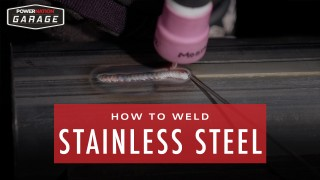 How To Correctly Weld Stainless Steel