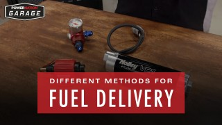 Different Methods For Fuel Delivery