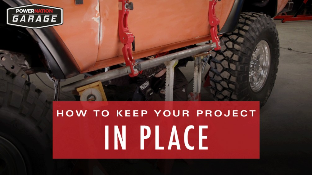 Tool Options To Help Keep Your Project In Place