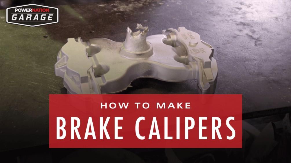 How Brake Calipers Are Made
