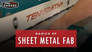 The Basics Of Sheet Metal Fab