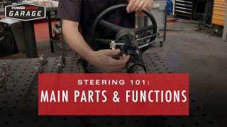 Steering 101: Main Parts And Functions