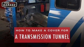 How To Make A Cover For A Transmission Tunnel