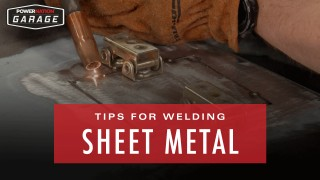 Tips For Welding Sheet Metal
