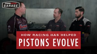 How Pistons Have Evolved Thanks To Racing Technology & Development