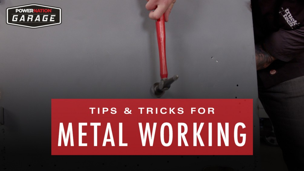 Tools & Tricks For Metal Working