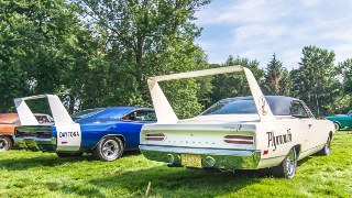 Detroit Muscle's Top 10 Muscle Cars