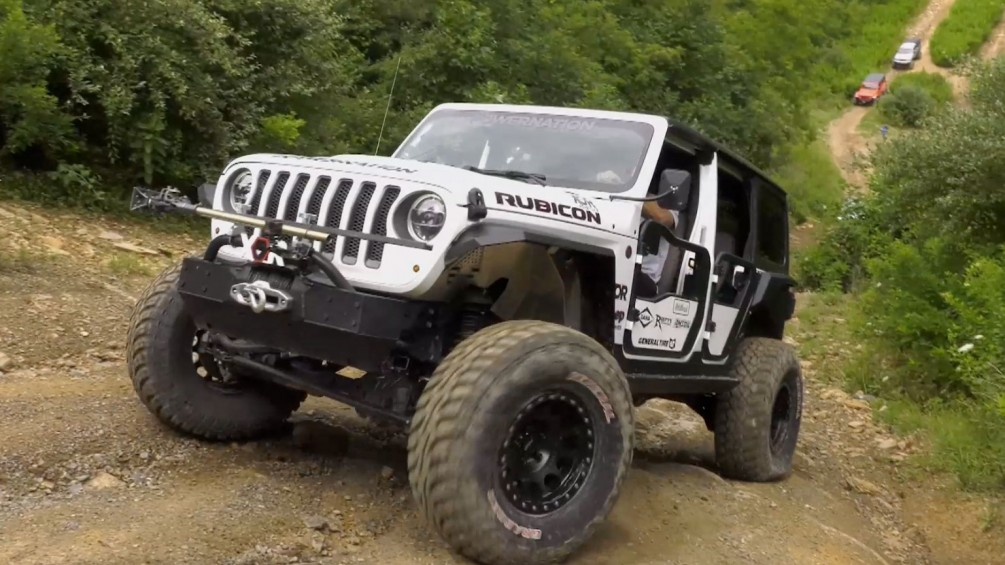 Off-Road Wheeling in West Virginia