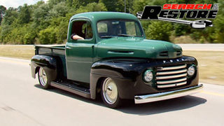 4-Gen '48 Ford Truck Part Finale