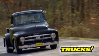 Project Old Skool Part 8: Our Re-born 1953 F-100 Hits the Streets