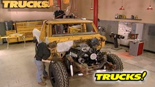 Working Over A Junkyard 460 Big Block For A '79 Bronco