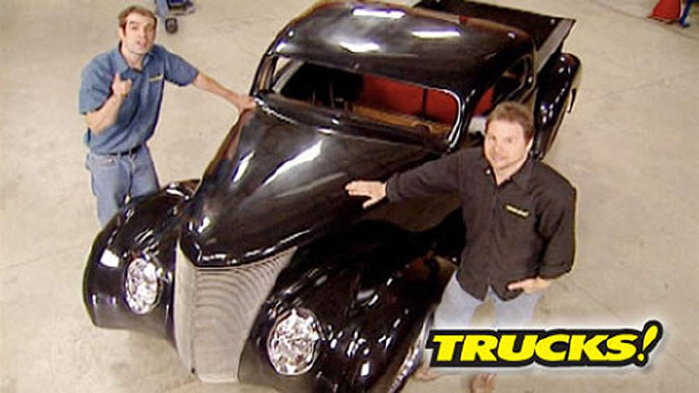 Starting Project Hot Rod Truck